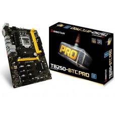 Biostar TB250-BTC PRO Intel LGA1151P DDR4 Anakart