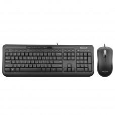 Microsoft 3J2-00009 Siyah Arapça Multimedia Klavye Mouse Set