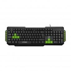 Hytech HKM-58 GAMY PLUS Yeşil Tuşlu Q Gaming Klavye + Mouse Set