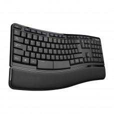 Microsoft L3V-00016 Siyah Usb Q Multimedia Klavye Mouse Set