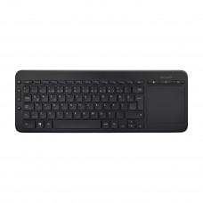 Microsoft N9Z-00017 Siyah Usb Q All In One Kablosuz klavye