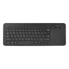 Microsoft N9Z-00019 Siyah Usb Arapça All In One Kablosuz klavye