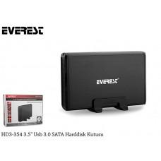 Everest HD3-354 3.5 Usb 3.0 SATA Harddisk Kutusu