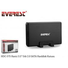 Everest HDC-575 Harici 3.5 Usb 2.0 SATA Harddisk Kutusu