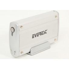Everest HDC-358 3.5 Usb 2.0 + Ethernet SATA Harddisk Kutusu