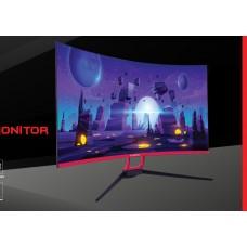 Rampage RM-645S 31,5 165Hz Csot VA Panel HDMI*3 + DP PC Curved Oyuncu Monitörü