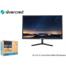 Silver Crest SC-215 21.5 inch VGA+HDMI LED Monitor