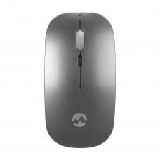 Everest SMW-306R Gümüş 800/1200/1600dpi şarjlı Kablosuz Mouse