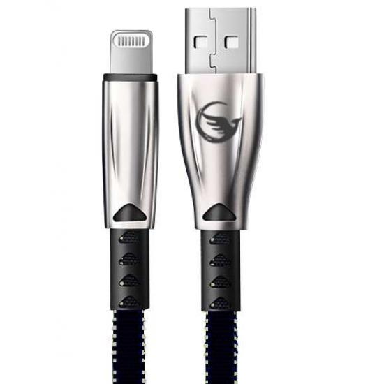SPRANGE L-VİOALA LIGHTNING USB KABLO 3.1A -1M